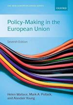 Policy-Making in the European Union (New European Union Series)