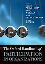 The Oxford Handbook of Participation in Organizations af Adrian Wilkinson, Mick Marchington, David Lewin