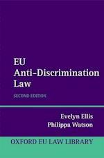 EU Anti-discrimination Law (Oxford European Union Law Library)