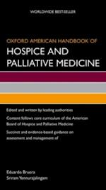Oxford American Handbook of Hospice and Palliative Medicine (Oxford American Handbooks in Medicine)