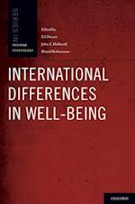 International Differences in Well-Being (Oxford Positive Psychology Series)