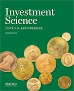 Investment Science af David G. Luenberger