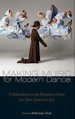 Making Music for Modern Dance