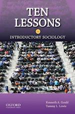 Ten Lessons in Introductory Sociology af Kenneth A. Gould, Tammy L. Lewis