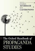 The Oxford Handbook of Propaganda Studies af Jonathan Auerbach