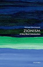 Zionism (VERY SHORT INTRODUCTIONS)