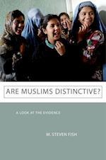 Are Muslims Distinctive?