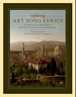 Exploring Art Song Lyrics
