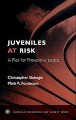 Juveniles at Risk (AMERICAN PSYCHOLOGY-LAW SOCIETY SERIES)