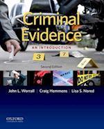Criminal Evidence af Lisa S. Nored, Craig Hemmens, John L. Worrall