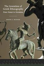 The Invention of Greek Ethnography af Joseph Skinner