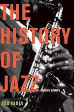 History of Jazz af Ted Gioia