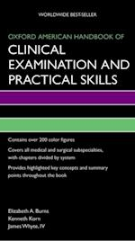 Oxford American Handbook of Clinical Examination and Practical Skills (Oxford American Handbooks in Medicine)