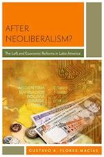After Neoliberalism?