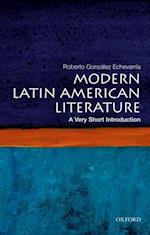 Modern Latin American Literature: A Very Short Introduction