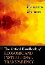 The Oxford Handbook of Economic and Institutional Transparency (Oxford Handbooks)