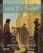 Invitation to the New Testament af Ben Witherington III