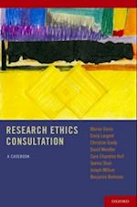 Research Ethics Consultation: A Casebook