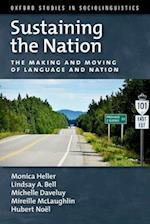 Sustaining the Nation (Oxford Studies in Sociolinguistics)