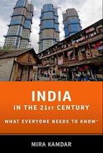 India in the 21st Century (What Everyone Needs to Know)