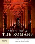 A Brief History of the Romans af Noel Lenski, Mary Taliaferro Boatwright, Daniel J. Gargola
