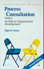 Process Consultation (Prentice Hall Organizational Development Series)