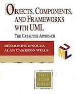 Objects, Components, and Frameworks with UML (Addison Wesley Object Technology Paperback)