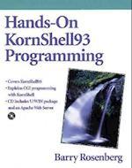 Hands-On Kornshell93 Programming [With Contains Uwin, Ksh93 Binaries, Apache Web Server]