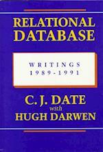 Relational Database Writings 1989-1991