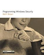 Programming Windows Security af Keith Brown