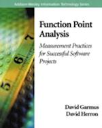 Function Point Analysis (Addison-wesley Information Technology)
