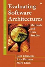 Evaluating Software Architectures (SEI Series in Software Engineering Hardcover)
