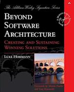 Beyond Software Architecture (Addison wesley Signature)