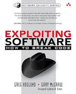Exploiting Software (Addison-wesley Software Security)