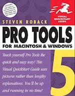 Pro Tools 5 for Macintosh and Windows (Visual QuickStart Guides)