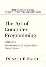 The Art of Computer Programming (ART OF COMPUTER PROGRAMMING VOLUME 2, nr. 2)