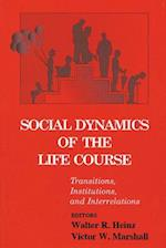 Social Dynamics of the Life Course (The Life Course and Aging)
