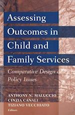 Assessing Outcomes in Child and Family Services (Modern Applications of Social Work)