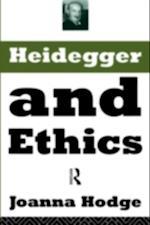 Heidegger and Ethics
