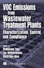 VOC Emissions from Wastewater Treatment Plants