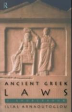 Ancient Greek Laws (Routledge Sourcebooks for the Ancient World)