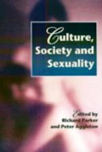 Culture, Society And Sexuality