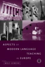 Aspects of Modern Language Teaching in Europe