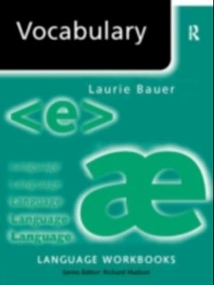 Vocabulary af Laurie Bauer