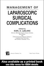 Management of Laparoscopic Surgical Complications