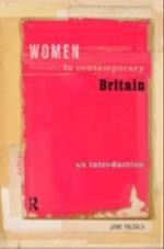 Women in Contemporary Britain af Jane Pilcher