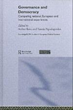Governance and Democracy (Routledge/Ecpr Studies in European Political Science)