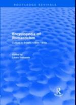 Encyclopedia of Romanticism (Routledge Revivals) (Routledge Revivals)