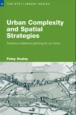 Urban Complexity and Spatial Strategies (Rtpi Library Series)