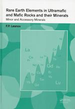 Rare Earth Elements in Ultramafic and Mafic Rocks and their Minerals